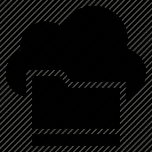 binder, cloud, computing, data, file, folder, weather icon