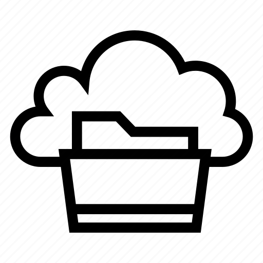 cloud, computing, data, file, filefolder, folder, weather icon