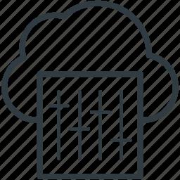 cloud maintenance, cloud repair service, cloud setting, network settings, settings icon