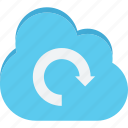 cloud loading, cloud refresh, cloud sync, sync icon