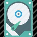 disc player, hard disk, hard drive, hardware icon