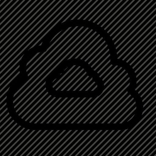 Cloud, data, database, online, server, storage, sync icon - Download on Iconfinder