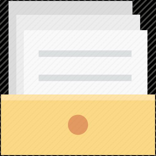 archives, binders, file folders, file storage, files rack icon