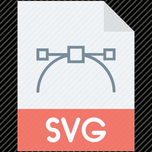 designing file, extension file, svg file, web design, web folder icon