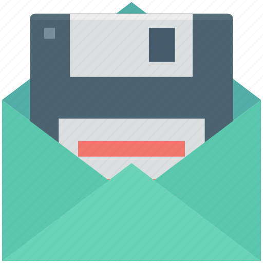 floppy, floppy disk, floppy drive, floppy invelop, storage device icon