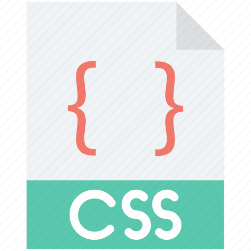 cascading style sheet, css, css file, css screen, programming icon