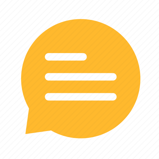 chat, cloud, cloudy, dialogue, left, talk icon