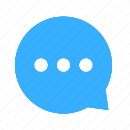 circle, cloud, cloudy, dialogue, right, talk icon