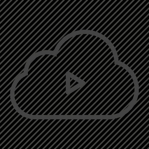 cloud music, cloud services, cloud storage, music server, music storage, soundtracks icon