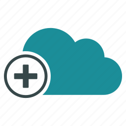 add, cloud, create, dropbox, internet, online, storage icon