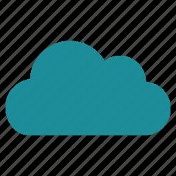 cloud, dropbox, forecast, internet, online, storage, virtual icon