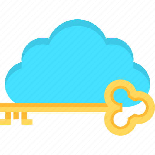 Cloud, golden, internet, key, solution, solution key, success icon - Download on Iconfinder