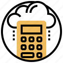 calculate, compute, device, number, processing