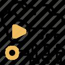 control, data, manage, panel, setting icon