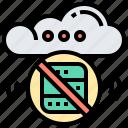 cloud, digital, serverless, storage, technology