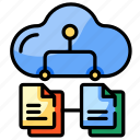 cloud, data, backup, storage, networking, safety, transfer