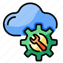 cloud, repairing, update, service, fix, development, maintenace