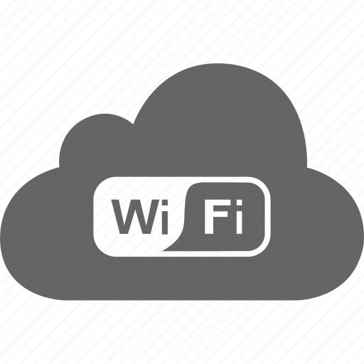 cloud, connection, hot spot, hotspot, internet, wifi, wireless icon