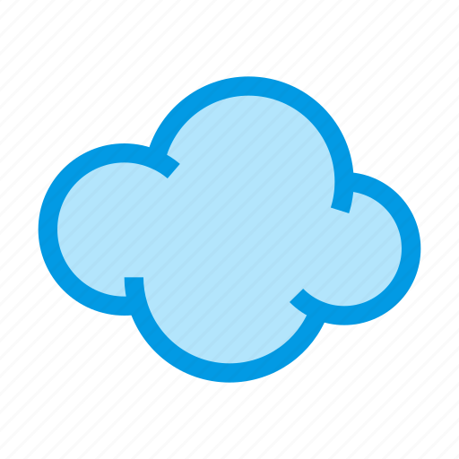 cloud, cloudly, data, storage, weather icon