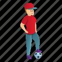 ball, business, coach, soccer, sport
