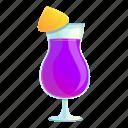 cocktail, fitness, food, fruit, violet