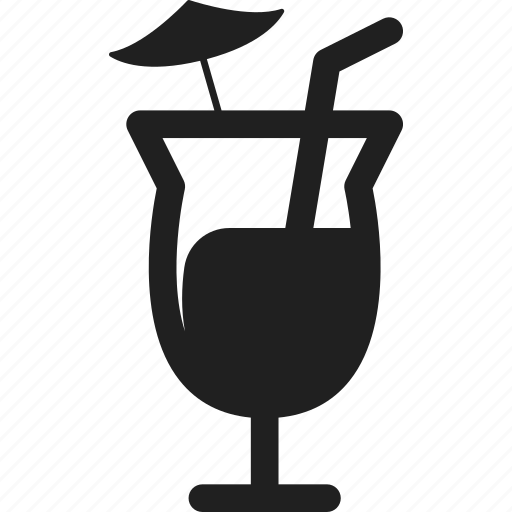 Cocktail, design, line, web icon - Download on Iconfinder