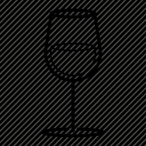cocktail, red wine, wine, wine glass, wine tasting icon