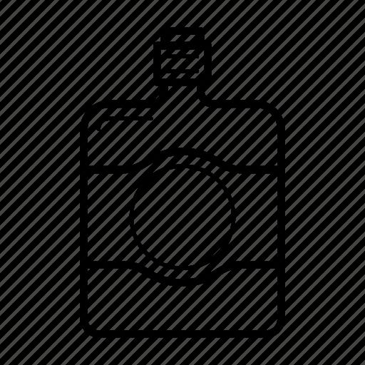 alcohol bottle, bottle, scotch, whiskey icon