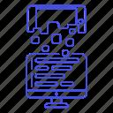 app, coding, computer, development, mac, mobile, pc, programming, smartphone, software icon