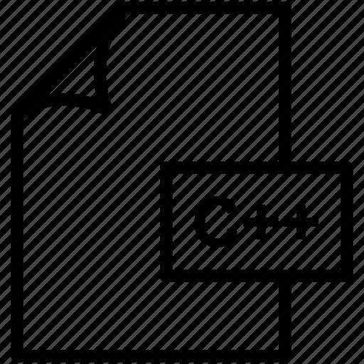 c, code, coding, language icon