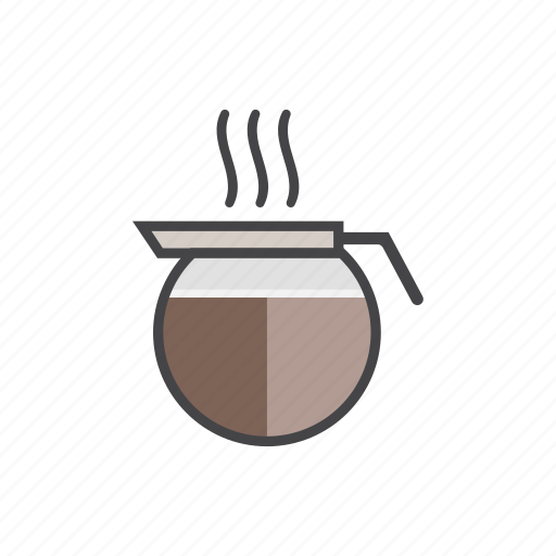 coffee, coffee1, coffemaker, hot, kitchen icon