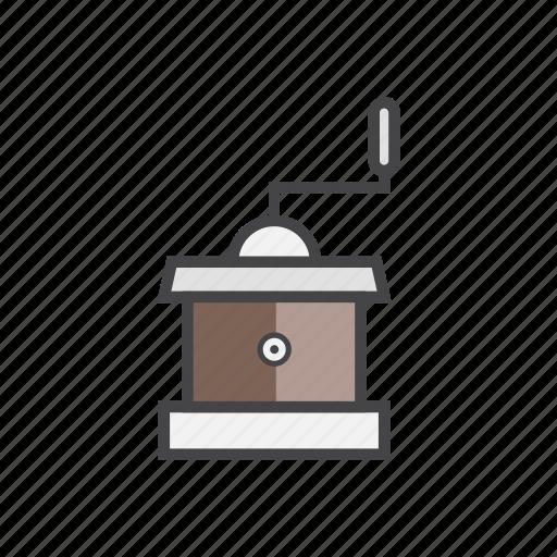 coffee, coffee1, coffeemaker, grinder icon