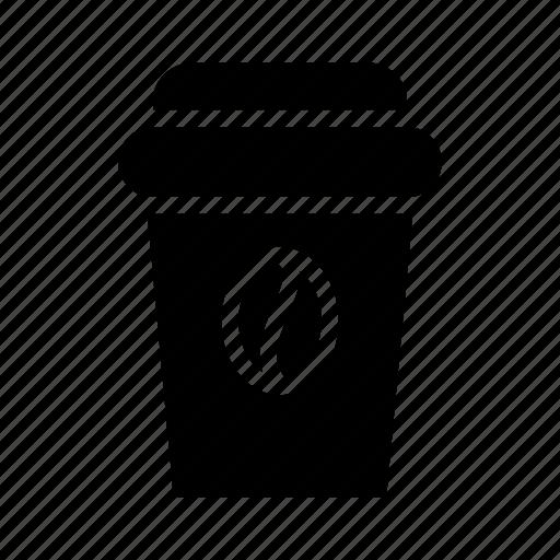 cafe, caffeine, coffee, drink, espresso, hot icon