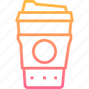 beverage, clod, coffee, cup, drink, hot, ice icon