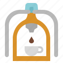 coffee, cup, maker, mechine, roxpresso