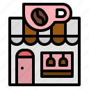 cafe, coffee, drink, shop icon