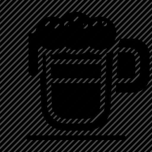 cappuccino, coffee, drink, hot, shop icon