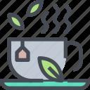 cafe, cup, health, hot, tea icon