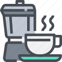 cafe, coffee, drink, hot, moka, pot icon