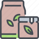 drink, health, pack, tea icon