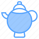 cafe, coffee, fragrant, hot, pot, scented, tea icon