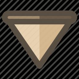 chemex, coffee, dripper, filter icon