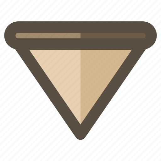 coffee, filter icon