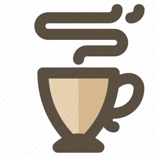 coffee, cup, latte icon