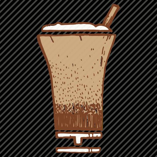 cocktail, coffee, milkshake, shake icon