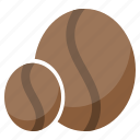 barista, beans, beverage, coffee, seed icon