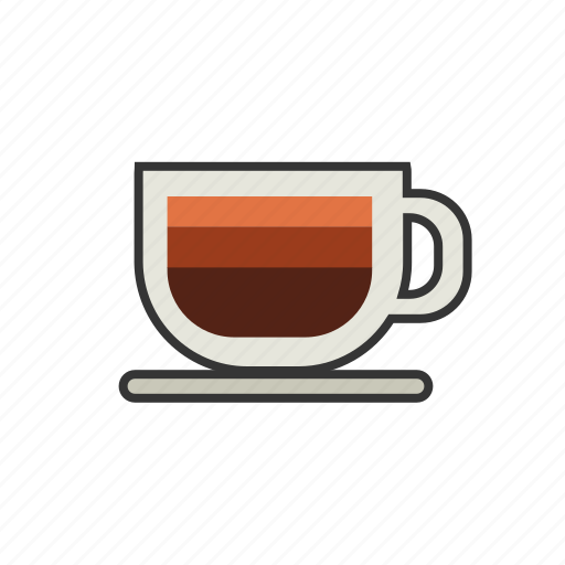 americano, coffee, latte, mocha, shop icon