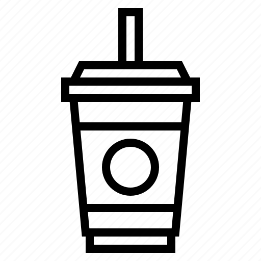coffee, cold, drink icon