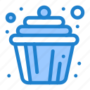 cake, cup, cupcake, muffin icon