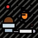 coffee, measurement, measuring, powder, spoon